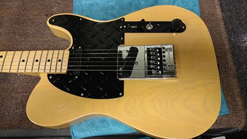 AMD Guitar Works – Specializing in repair of anything for